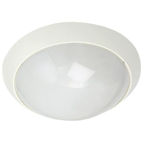 SG Armaturen Enok Plafondi 10 W, valkoinen, 3000 K Sisältää anturin