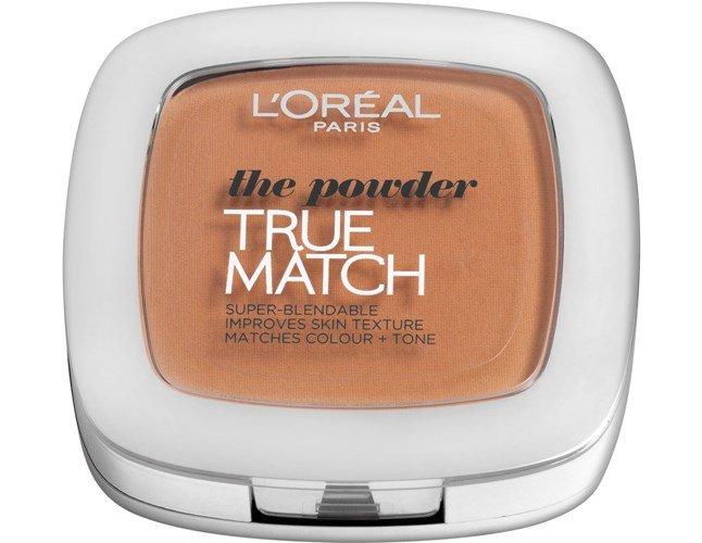 L'Oréal True Match Super Blendable Powder - FV 5 Golden Sand