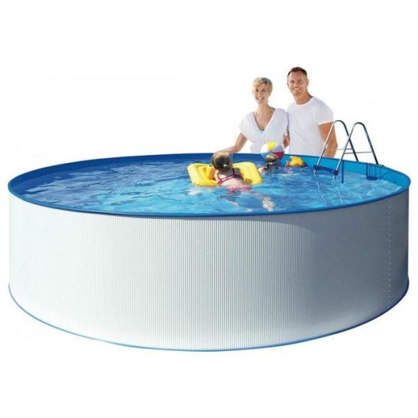 Swim & Fun Kreta Perheallas Ø4,6 x 0,9 m, 13 500 L