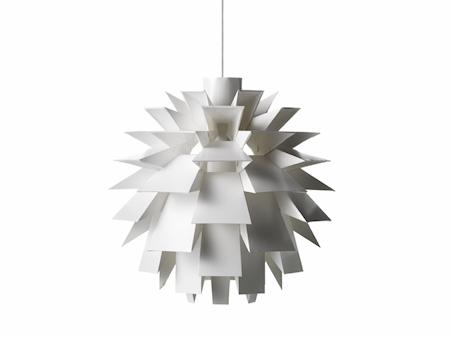Norm 69 Lampe Hvit XL