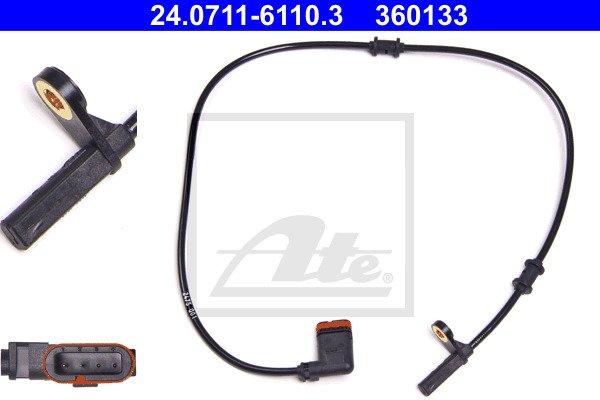 ABS-anturi ATE 24.0711-6110.3