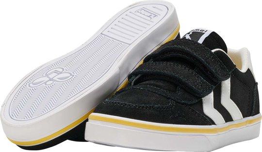 Hummel Stadil 3.0 Jr Sneaker, Black, 28