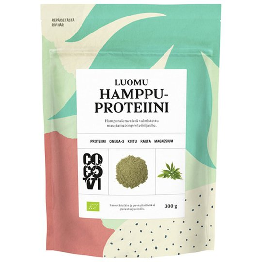 Eko Hampaprotein 300g - 57% rabatt