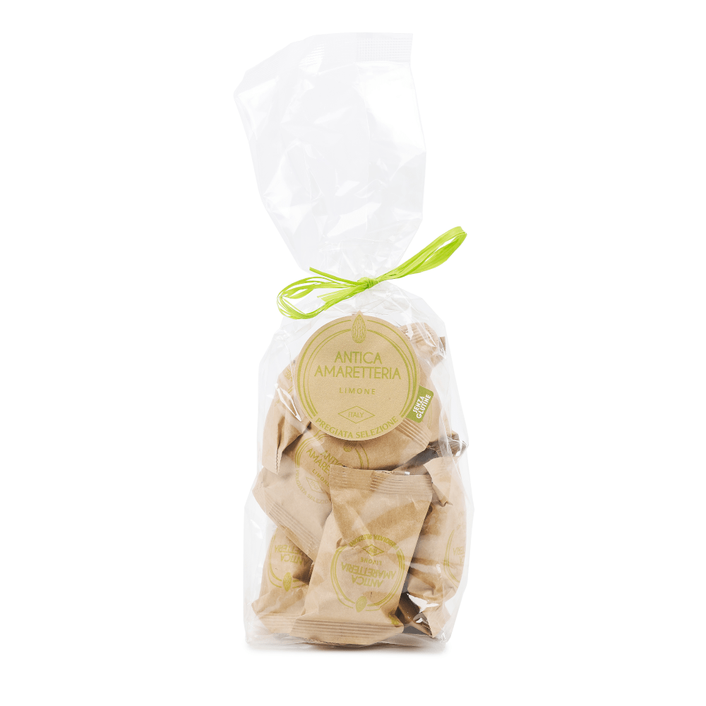 Soft Amaretti with Lemon 200g by Antica Amaretteria