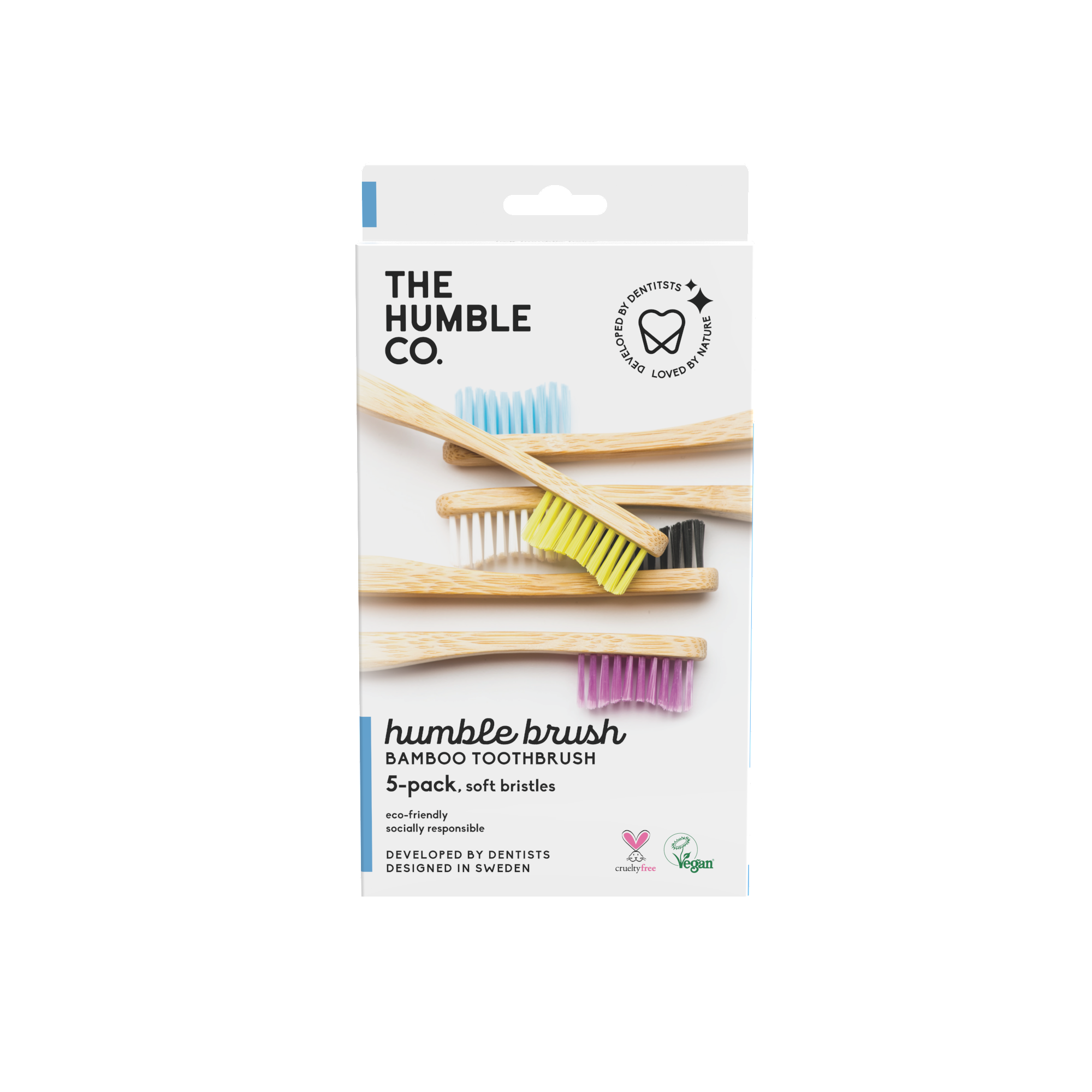 Tandborste Soft 5-pack - 29% rabatt