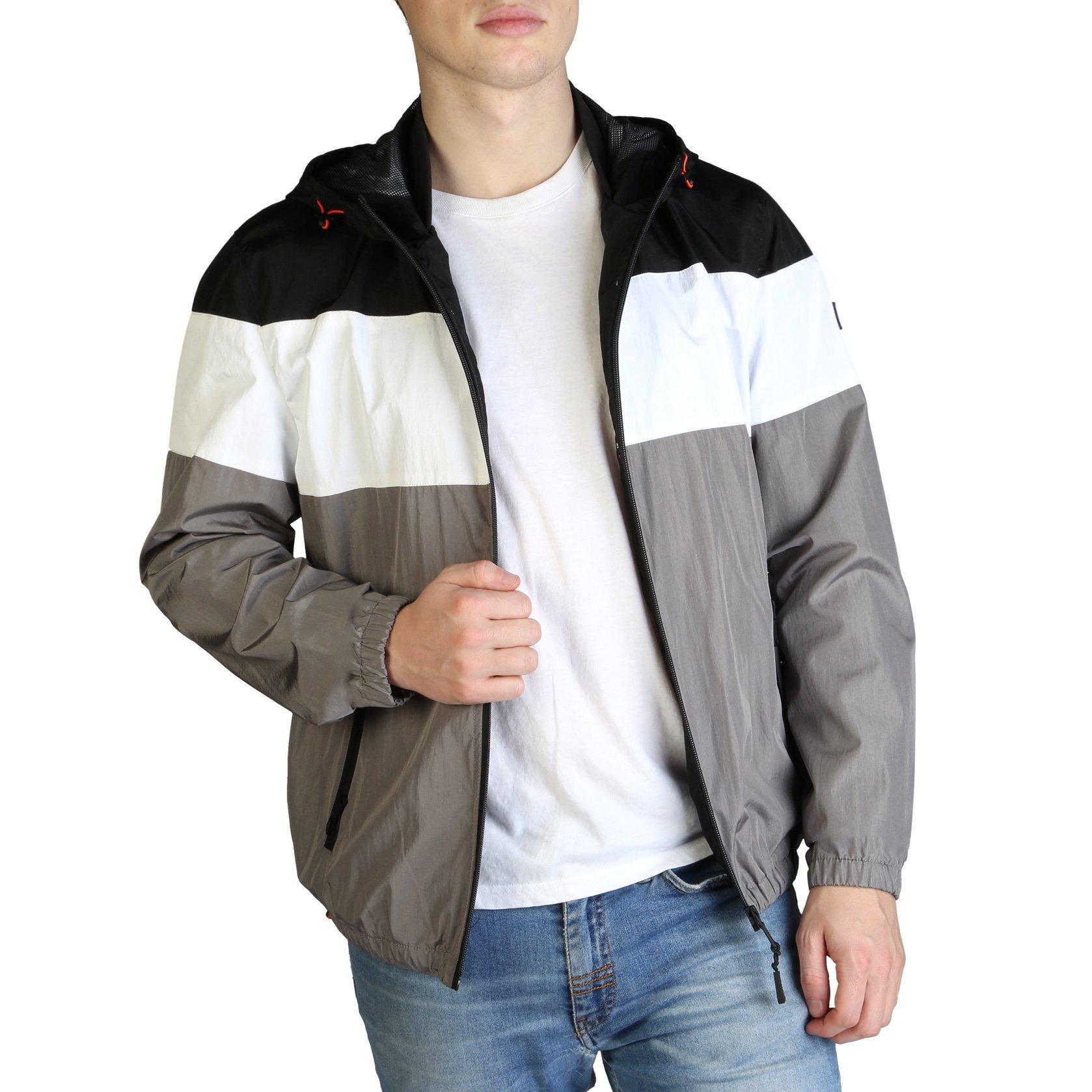 Yes Zee Men's Jacket Various Colours J520_NFAC - grey S
