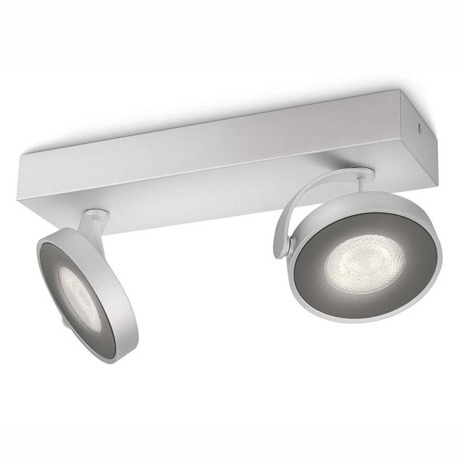 Moderni LED-kohdevalaisin Clockwork