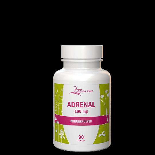 Adrenal 160 mg, 90 kapslar