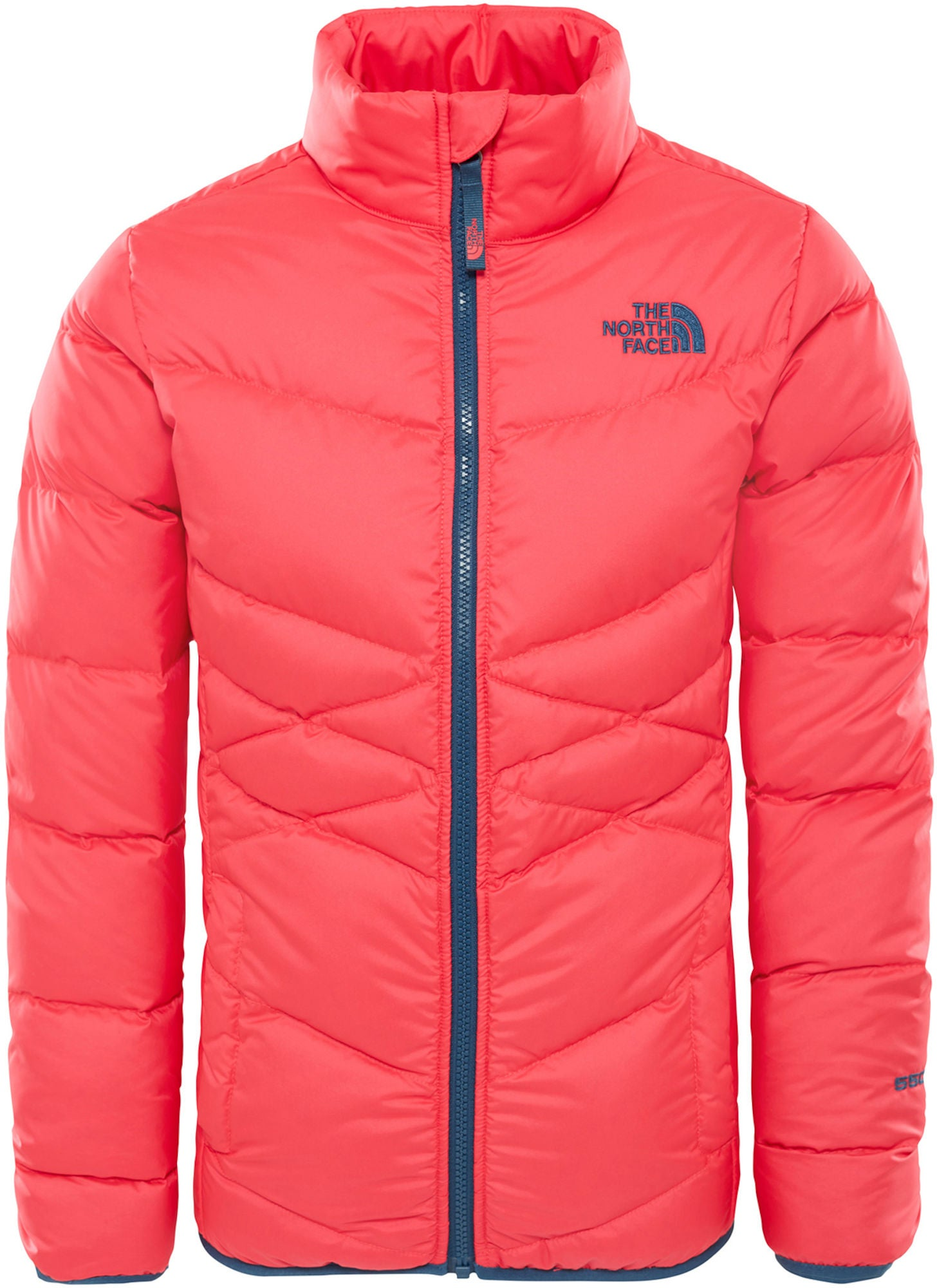 The North Face Andes Down Jacka Barn, Atomic Pink L