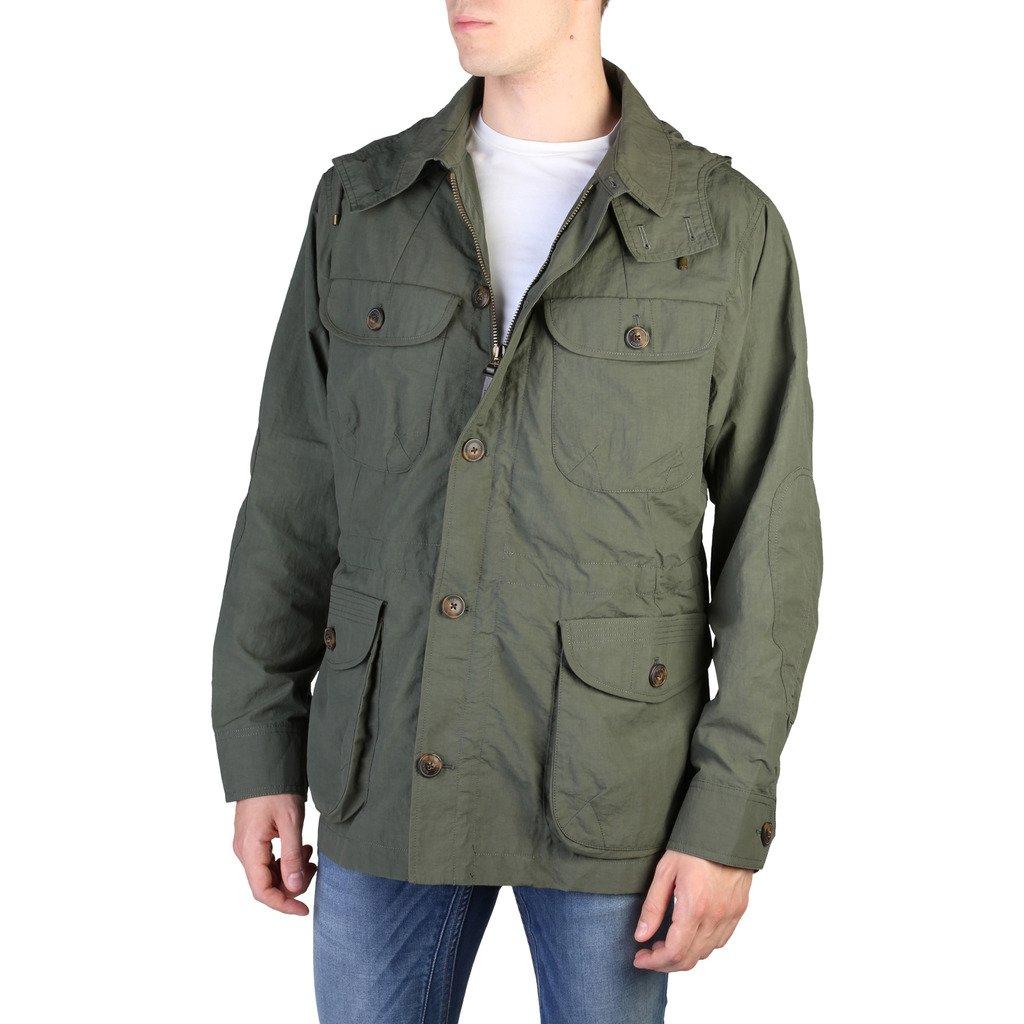 Hackett Men's Jacket Green HM402048 - green XS