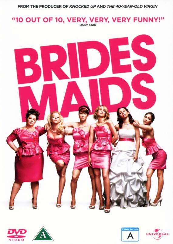 Bridesmaids - DVD