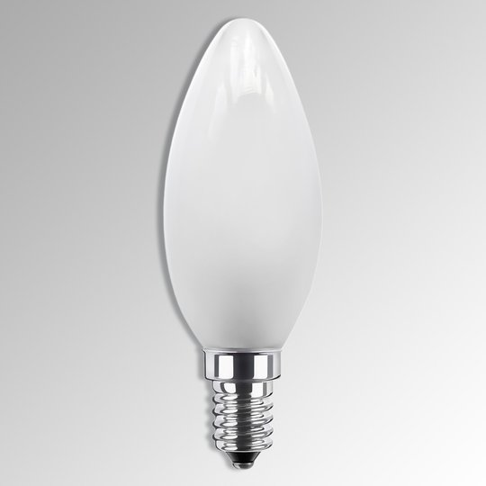 LED-kynttilälamppu E14 3,5 W 926, matta, himmenn.