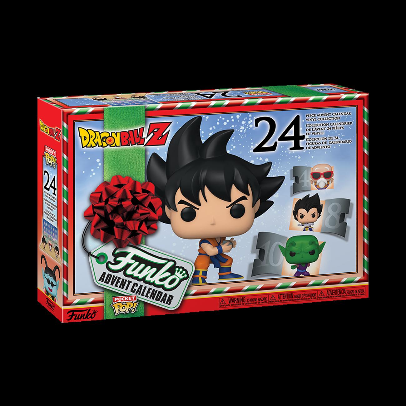 FUNKO Pop! - XMAS Calendar Dragon Ball Z (00133)