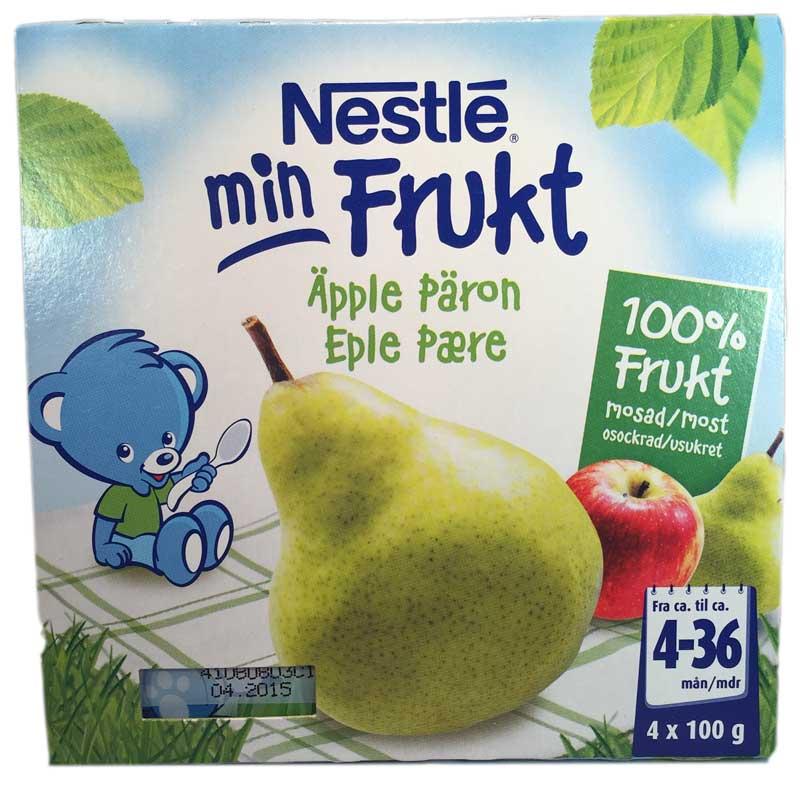 Min Frukt äpple & päron - 42% rabatt
