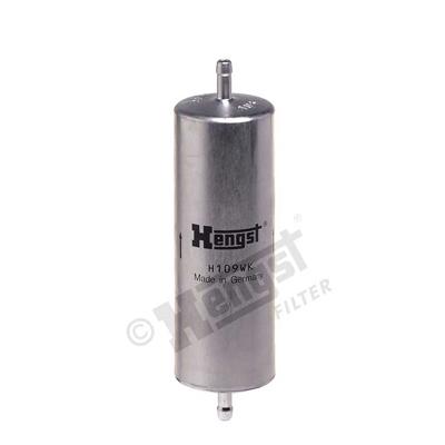 Polttoainesuodatin HENGST FILTER H109WK
