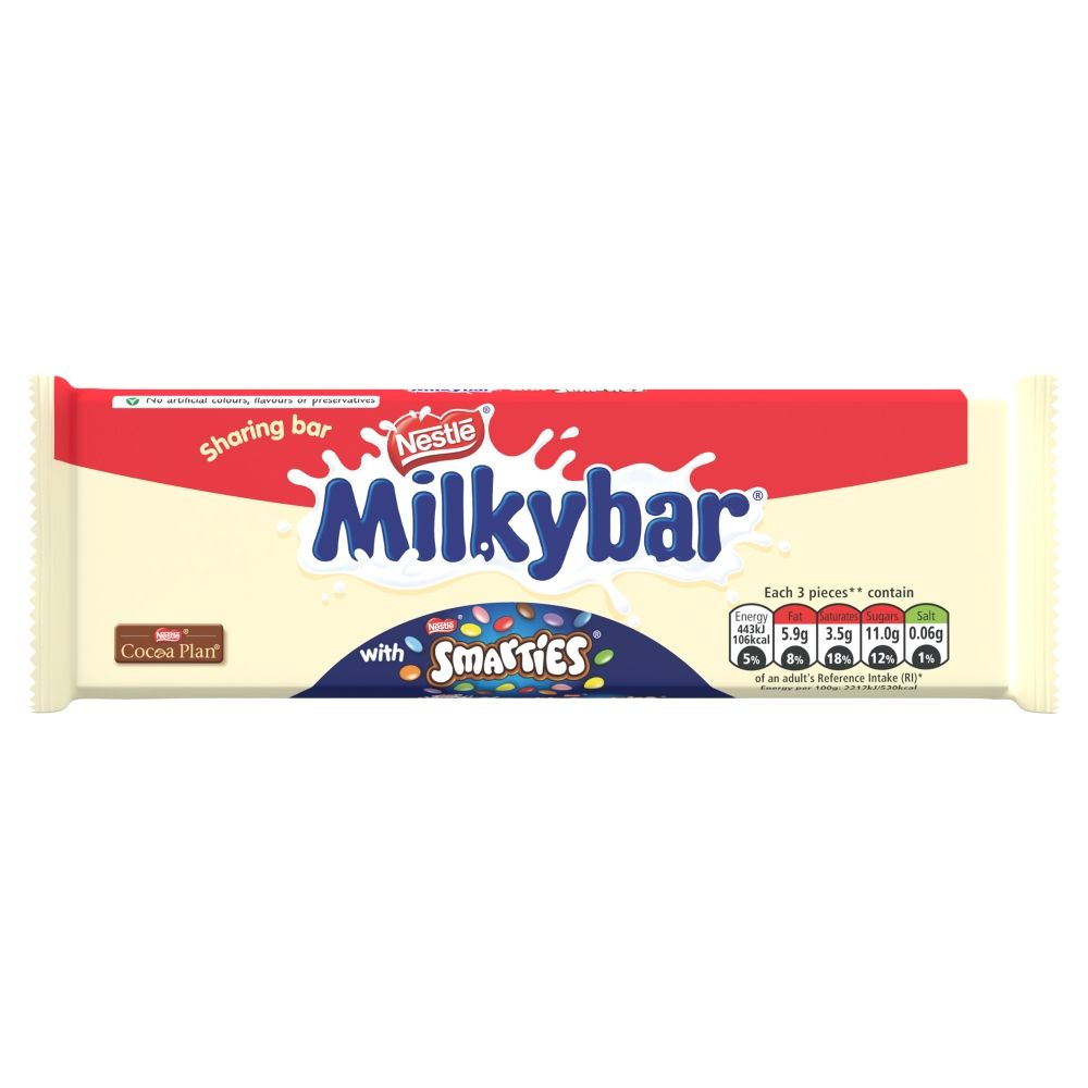 Nestle Milkybar Smarties 100g