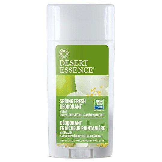 Desert Essence Spring Fresh Deodorant, 70 ml