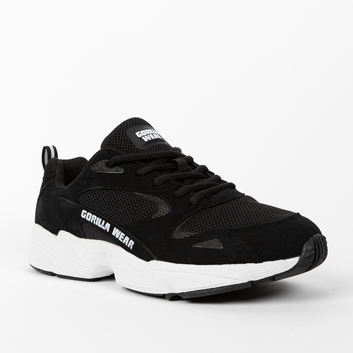 Newport Sneakers, Black