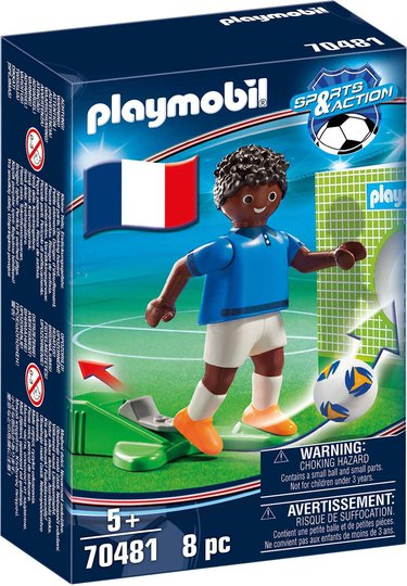 Playmobil 70481 National Player France B