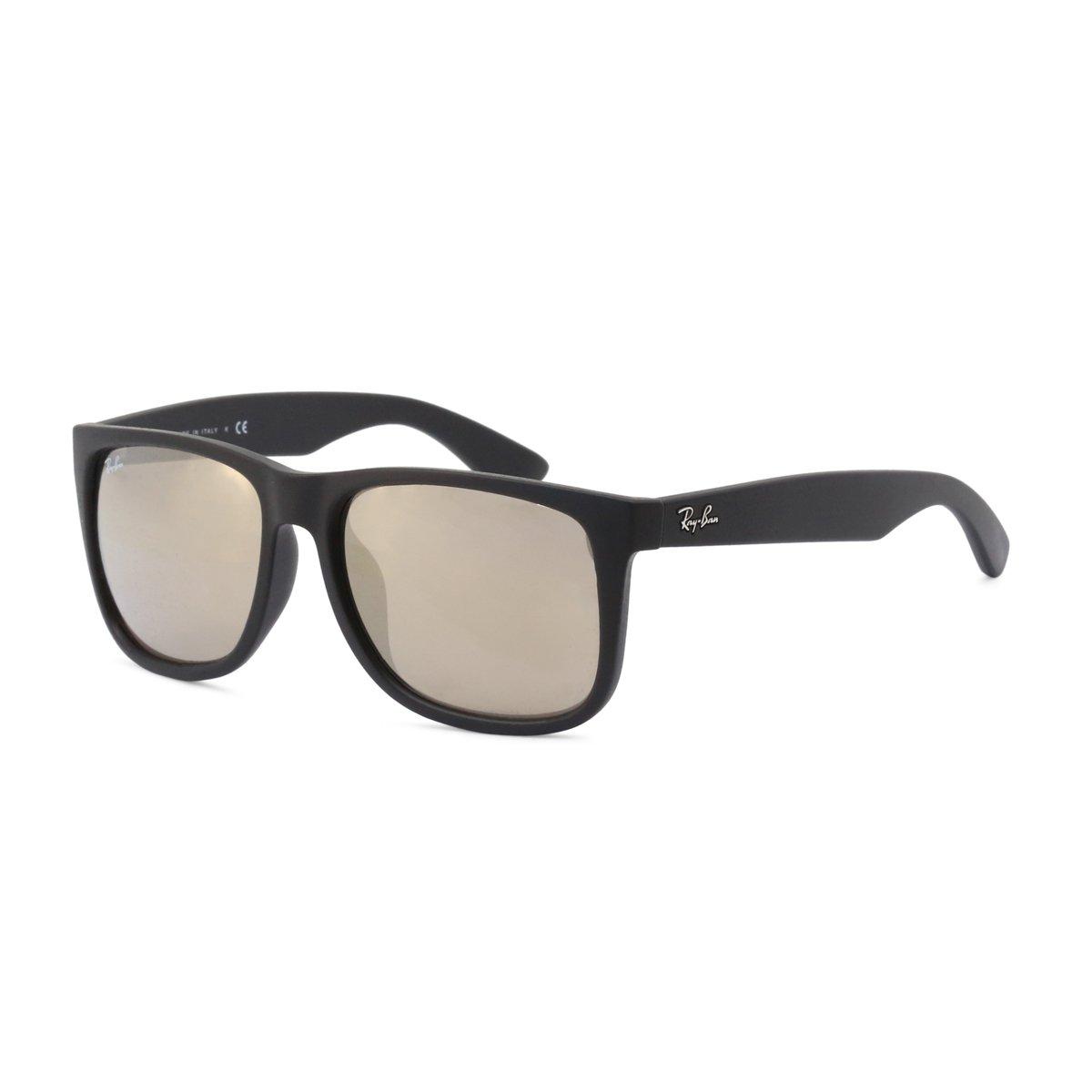 Ray-Ban Unisex Sunglasses Black 0RB4165F - black-2 NOSIZE