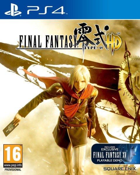 Final Fantasy Type - 0 HD (Inc. Final Fantasy XV)
