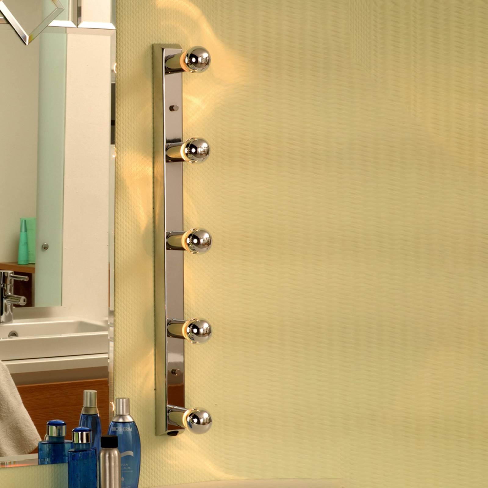 GALERIA REGULA -peilivalaisin, 5-lamppuinen