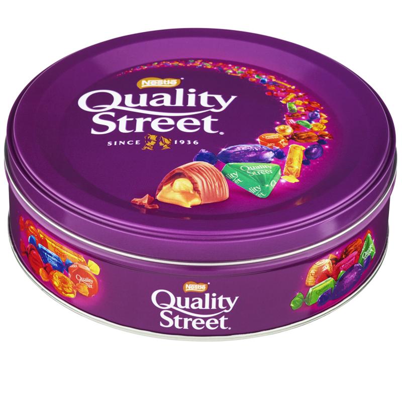 "Godis ""Quality Street"" 480g - 51% rabatt"