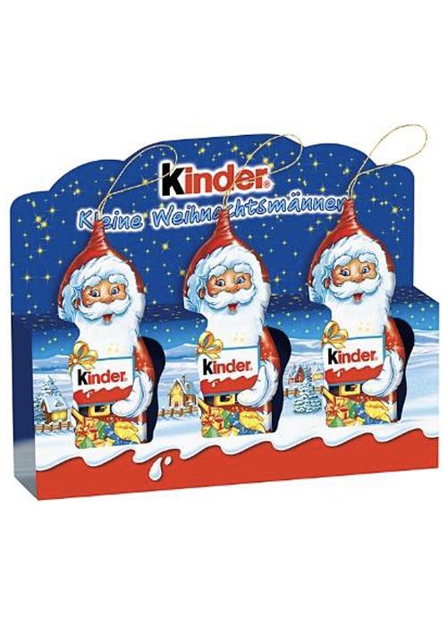 Kinder Chocolate Santa 3x15G