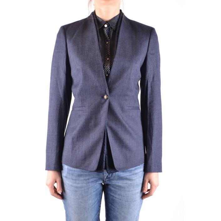 Jacob Cohen Women's Blazer Blue 162522 - blue 40