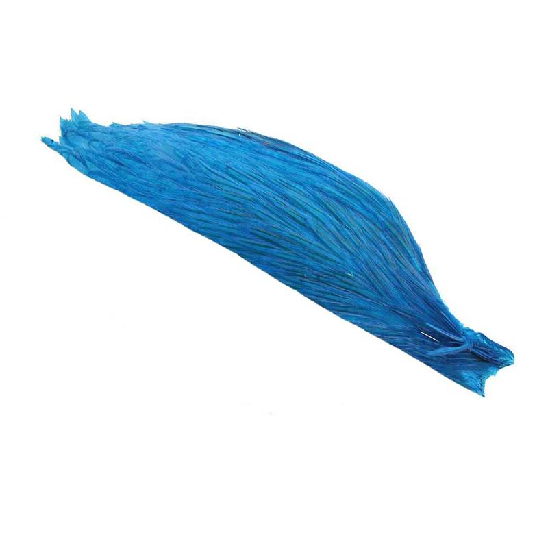 Whiting 1/2 American Rooster Cape Kingfisher Blue