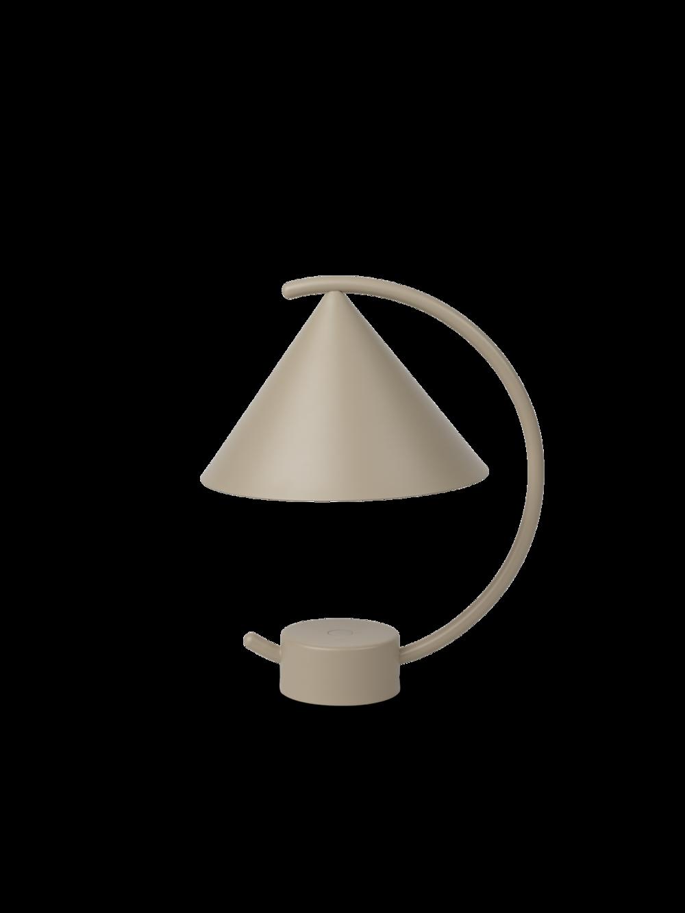 Ferm Living - Meridian Lamp - Cashmere (110174693)