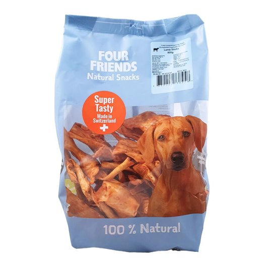 FourFriends Dog Natural Snacks Lamb Sticks (800 g)