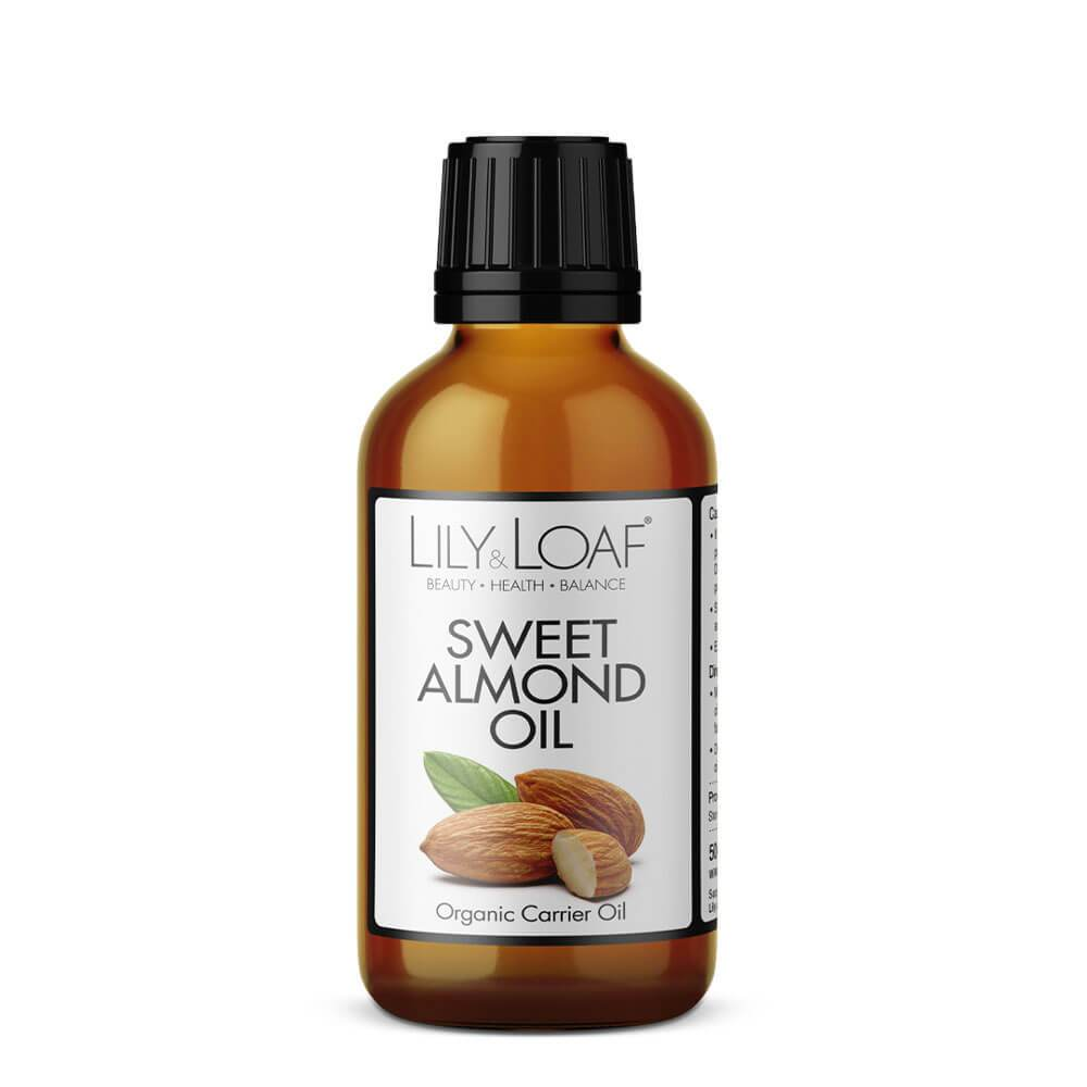 Sweet Almond Organic Carrier Oil (50ml)
