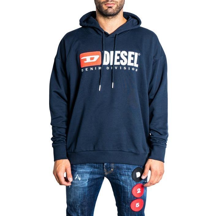Diesel - Diesel Men Sweatshirts - blue M