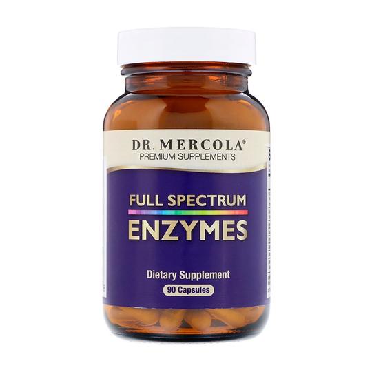 Full Spectrum Enzymes – Matsmältningsenzymer