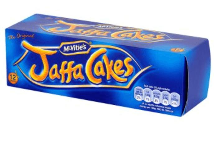 Mcvities Jaffa Cakes 120g