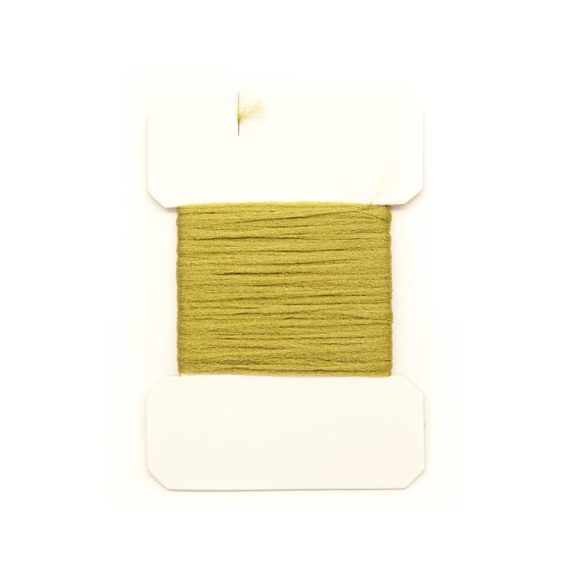 Antron Yarn Carded - Medium Olive