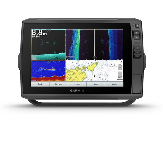 Garmin ECHOMAP Ultra 102sv (inkl. GT56UHD-TM ekogivare)