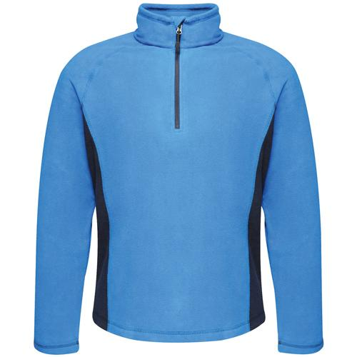 Regatta Men's Ashmore Half Zip Fleece Various Colours T_TRF505 - Oxford Blue/Navy S