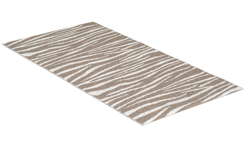 Zebra beige - plastteppe