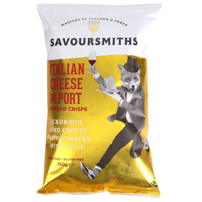 Italian Cheese Chips - 41% rabatt