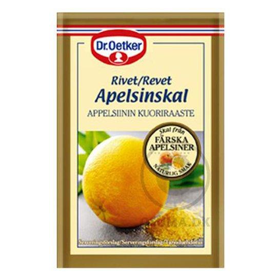 Apelsinskal - 40% rabatt