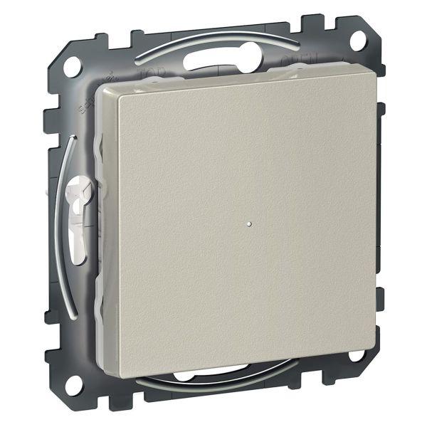 Schneider Electric WDE004476 Vaihtokytkin elektroninen, Bluetoothilla Metallic