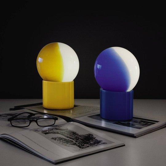 Martinelli Luce Pulce bordlampe, gul