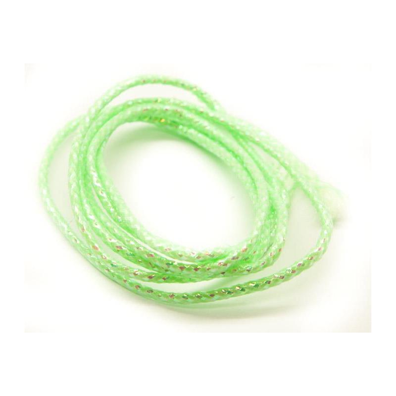 Mylarrør str. S - Fluo. Green