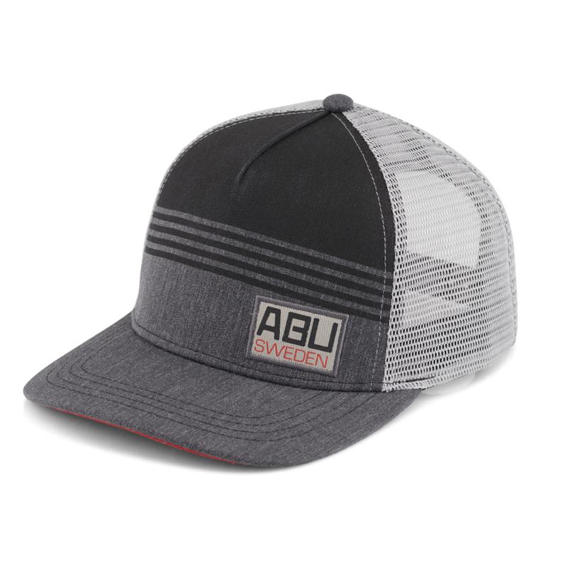 Abu 100 år Caps Grey/Black One size Jubileumsutgave