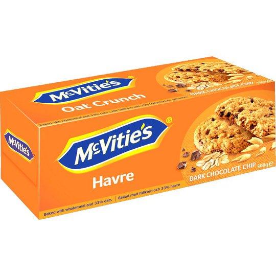 Havre Dark Chocolate Chip Kex - 16% rabatt