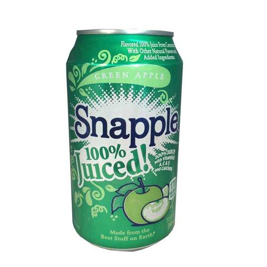 Snapple Green apple - 33% rabatt