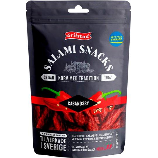 Salami Snacks Cabanossy - 66% rabatt