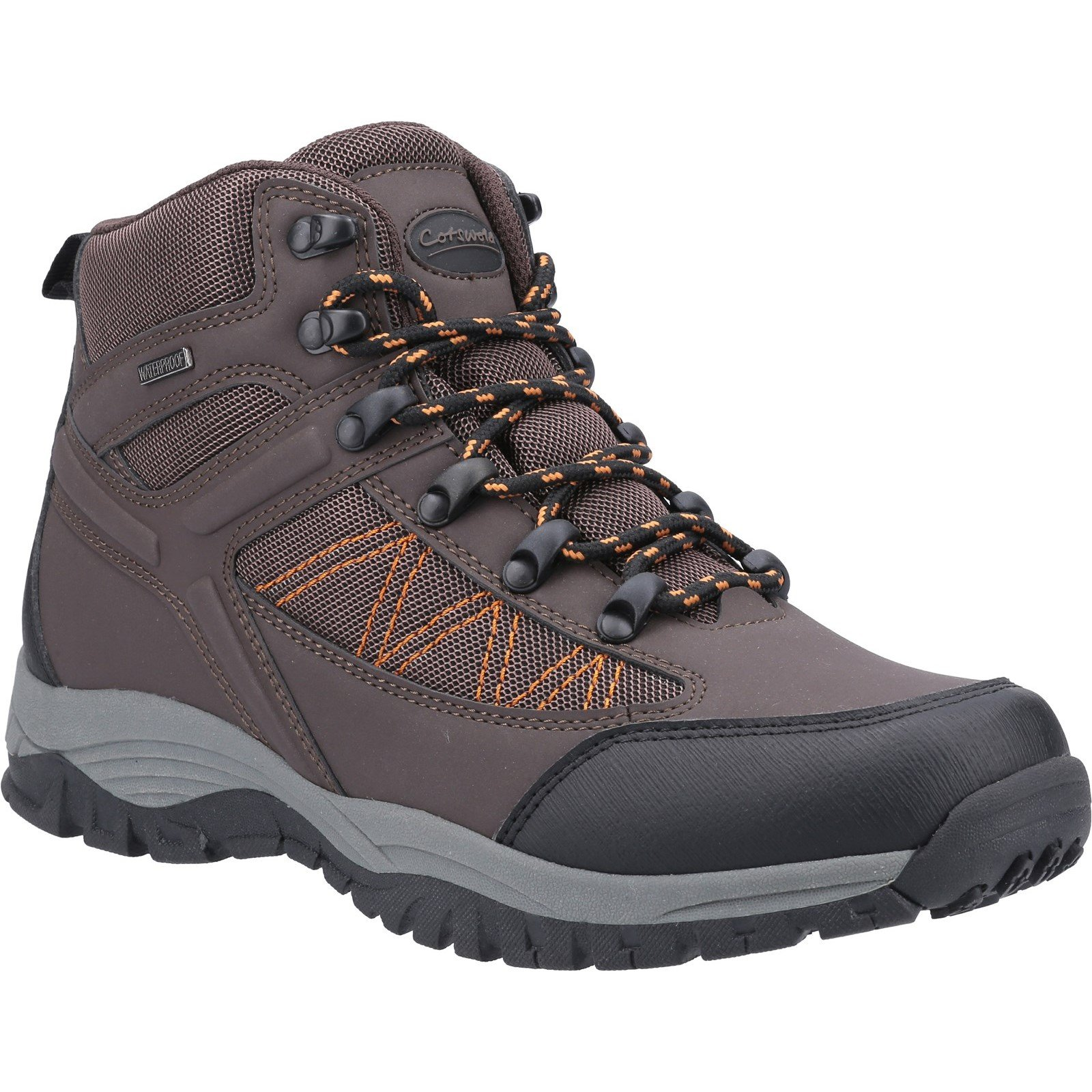 Cotswold Men's Maisemore Hiking Boot Brown 32985 - Brown 12